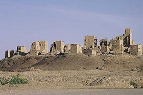 مدينة براقش التاريخية